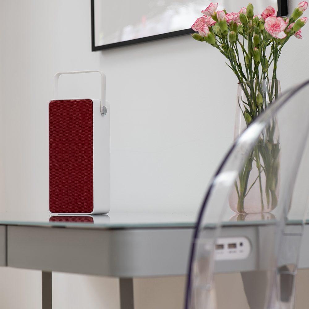 blok speaker lantern bluetooth speaker
