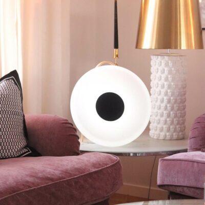Eclipse Bluetooth Speaker Lantern