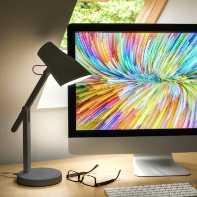 Pixi Wireless Charging Lamp