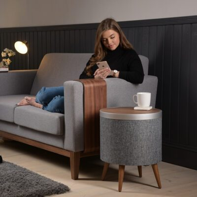 Zain Smart Side Table
