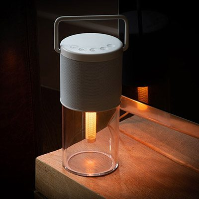 Koble - Mantle Smart Speaker Lantern