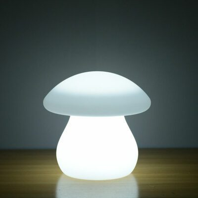 Mushroom LED Multi Colour Lamp