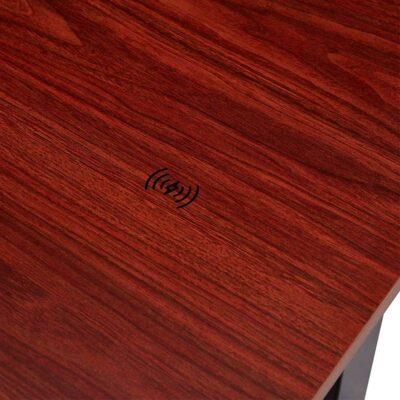 Apollo 2.0 Smart Height Adjustable Desk - Walnut