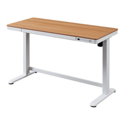 Juno Smart Height Adjustable Desk - Oak