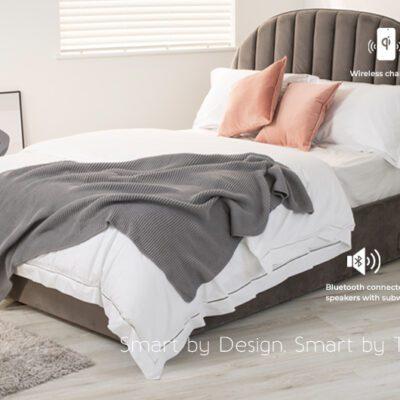 Freya Smart Ottoman Storage Bed