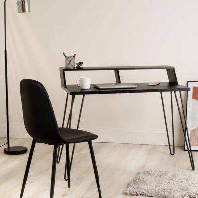 Bea Smart Desk in Black