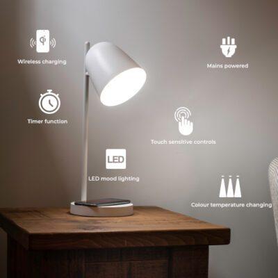 Polestar Wireless Charging Lamp