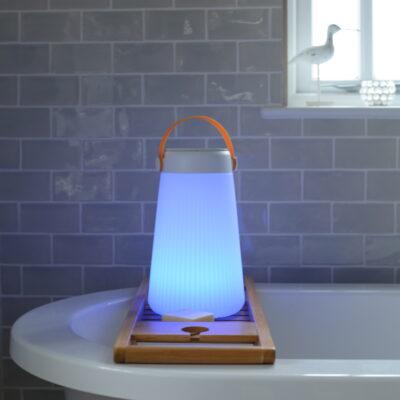 Let's Go Bluetooth Speaker Lantern
