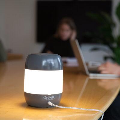 Q-Air Air Sanitiser Smart Lamp
