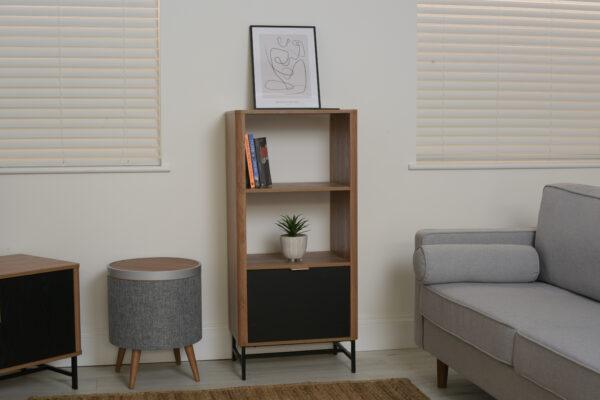 Scandi Smart Bookcase